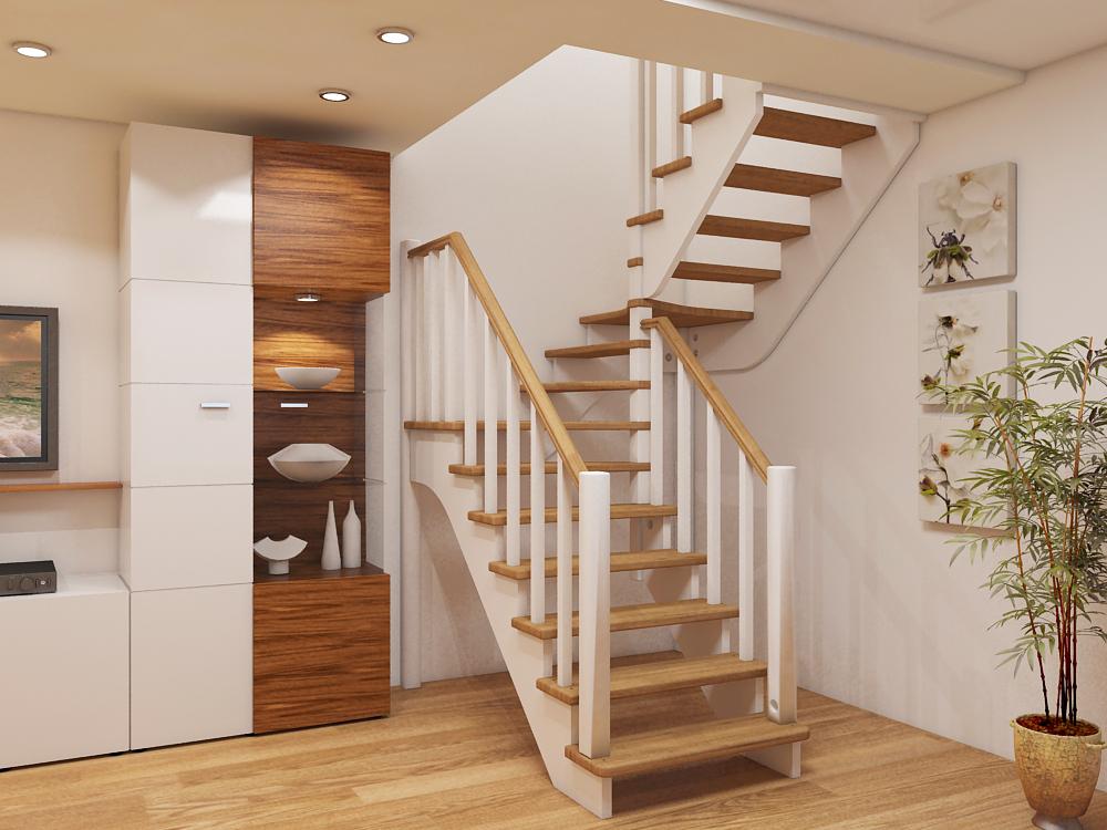 фото лестниц навесных удобная